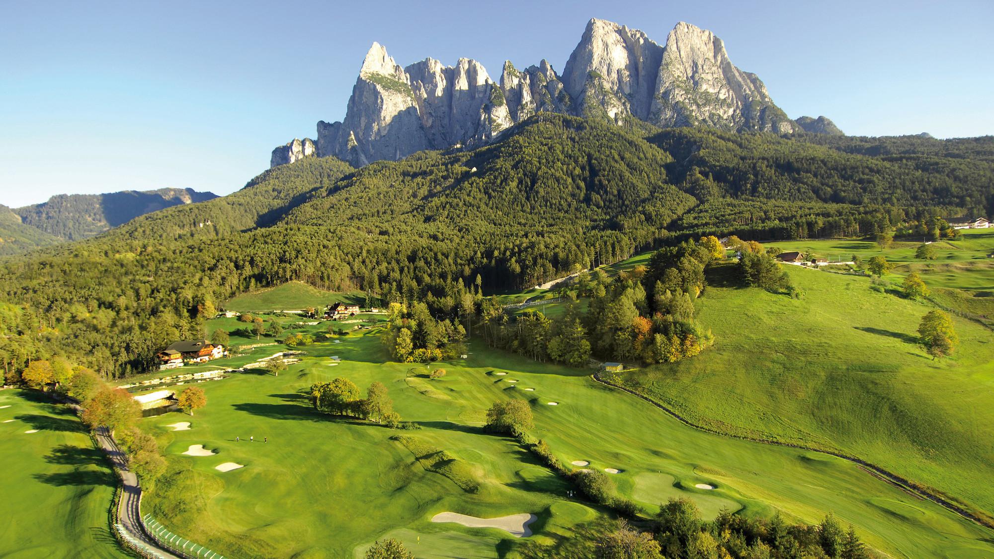 Golf golf hotel in trentino alto adige vacanze attive for Vacanze in trentino alto adige