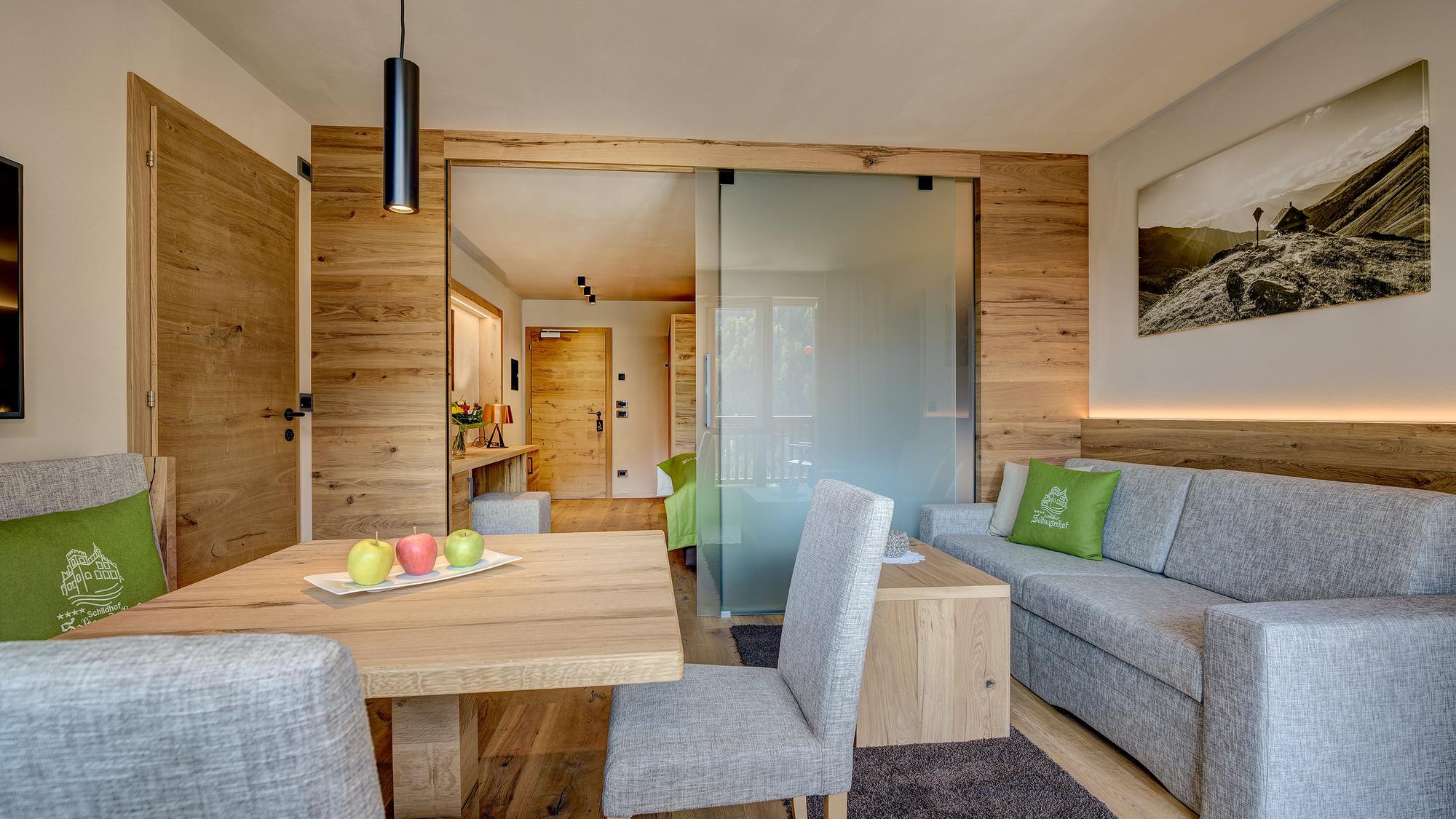 Nuovo 2017 tipo 11 family suite con balcone residence for Costo medio dell aggiunta della suite